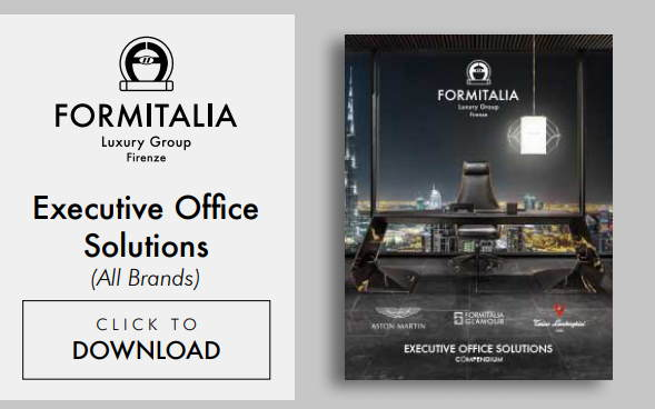 Formitalia Executive Office Solution Catalogue (LHL Prague, a.s.)